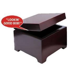 Affirmation Box Skymall